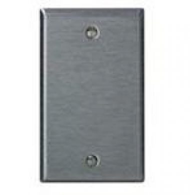 Leviton 84014 US Style Single Gang Blanking Plate