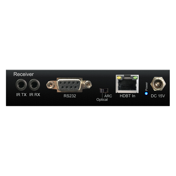 Blustream HEX100ARC-RX HDBaseT Receiver - 100m - CyberSelect
