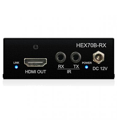 Blustream HEX70B-KIT HDBaseT Extender Kit 70m