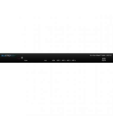 Blustream HSP14AB 4-Way 4K HDBaseT Splitter (70m)