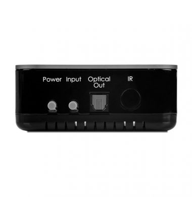 CYP AU-D41 4 Way Optical Audio Switcher (with IR Remote)
