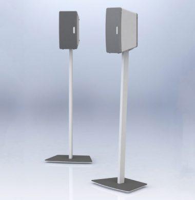 Flexson Floorstands for SONOS PLAY3 (Black or White)