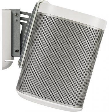Flexson Wall Mounts for Sonos PLAY1  (Pair) – White