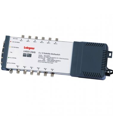 Labgear LMS512Q Enhanced Multiswitch