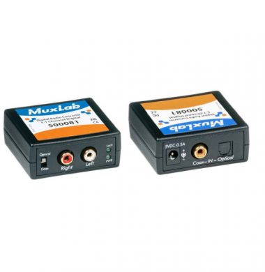 Muxlab 500081 Digital Audio Converter, 5.1 Channel