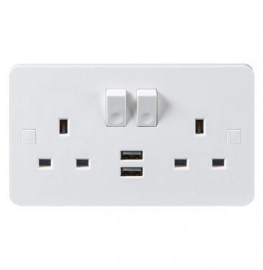 Knightsbridge PU9902 Dual USB