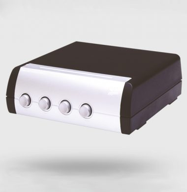 QED SS40 4 Way Speaker Switch