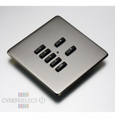 Rako RLF-070-BN Faceplate for RCM and RNC Series Keypads