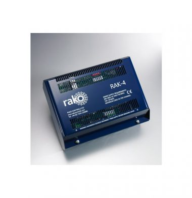 Rako RAK4F Switching and 0-10v Control Rack