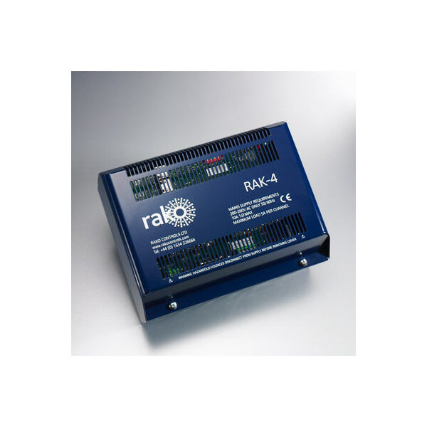 Rako RAK4-L Four Channel Dimming Rack