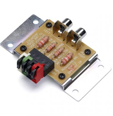 Russound ADP1.2 Speaker-Level to Line-Level Stereo Converter