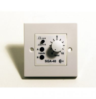 SGA-40 In-Wall Amplifier