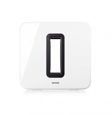 SONOS Wireless Subwoofer in White