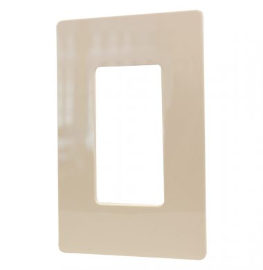 Lutron SWP-1 US Style Single Gang Screwless Wallplate