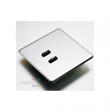 Rako WLF-020-MSS Faceplate for WCM Series Keypads