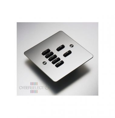Rako WVF-070-MSS Faceplate for WCM Series Keypads