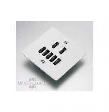 Rako WVF-070-WM Faceplate for WCM Series Keypads