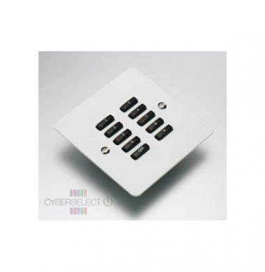 Rako WVF-100-WM Faceplate for WCM Series Keypads