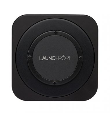 iPort LaunchPort Wall Station Black & PSU