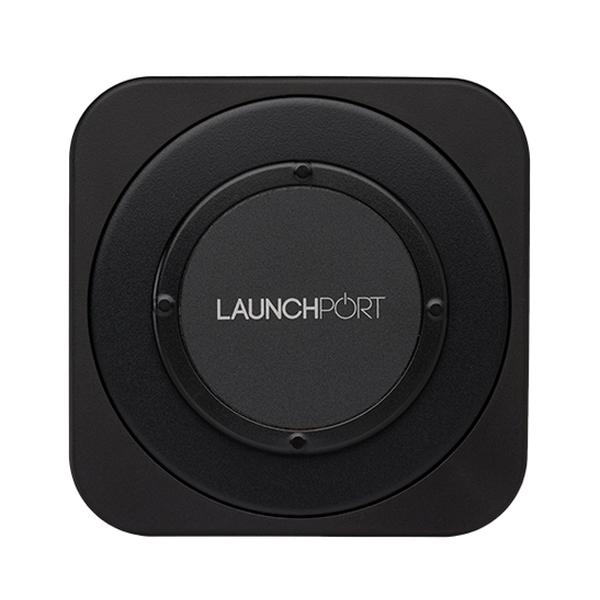 Iport Launchport Wall Station Black Amp Psu Cyberselect