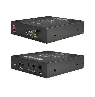 WyreStorm Express WYR-EXP-EX-COAX-50 HDMI Over Coax With 2-Way IR (50M/164FT)