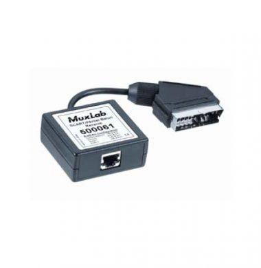 MuxLab 500060/1 SCART Balun Pair