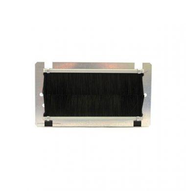 Double UK Brush Adapter Plate (Black)