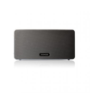 SONOS PLAY3 Wireless Speaker (Black)