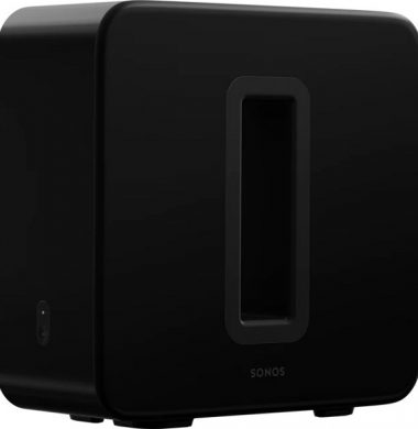 SONOS Subwoofer GEN 3 (Wireless) Black
