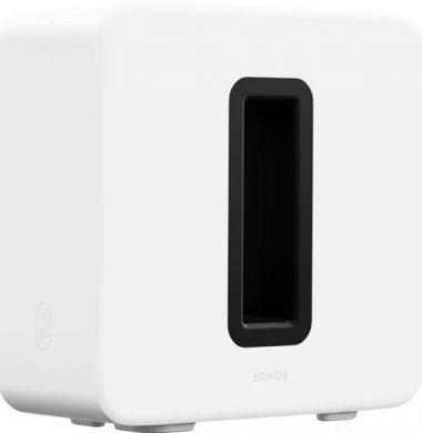 SONOS Subwoofer GEN 3 (Wireless) White