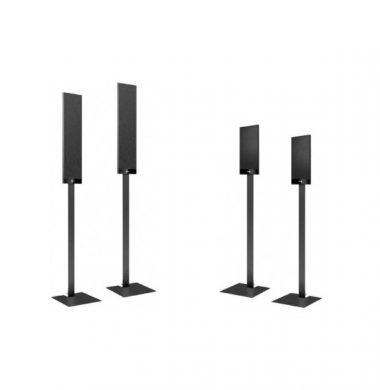 KEF T Series Floor Stands For T101 & T301 Speakers