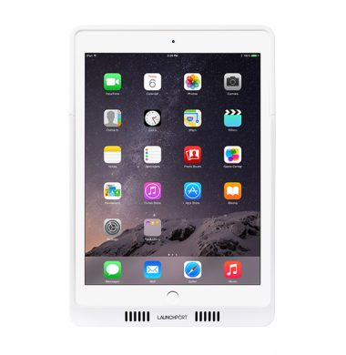 LaunchPort AP.5 Power Sleeve for iPad Air – White