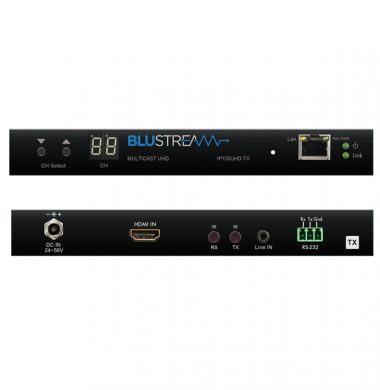 Blustream IP100UHD-TX IP Multicast UHD Video Transmitter