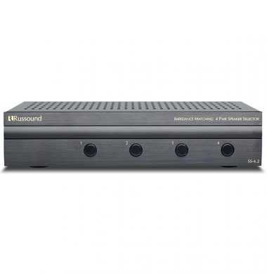 Russound SS-4.2 4 pair Speaker Selector, Single Source