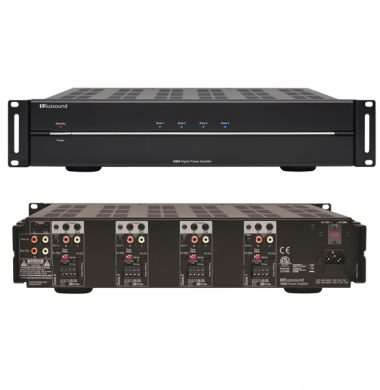 Russound D-Series D850i 8 Channel Digital Power Amp