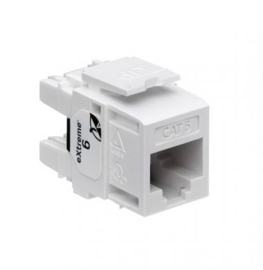 Leviton 61110-RW6 eXtreme Cat 6 connector