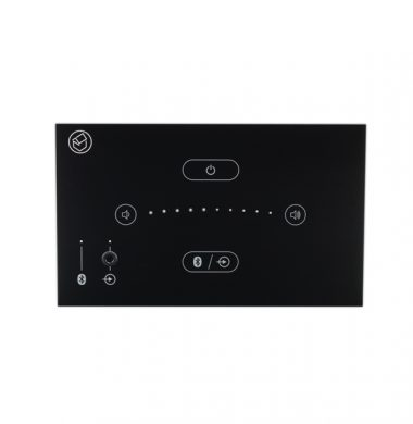 Systemline E50 Bluetooth system with touch-gesture control