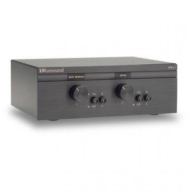 Russound SDB-2.1 2 Pair, Dual Source Speaker Selectors with Volume Control
