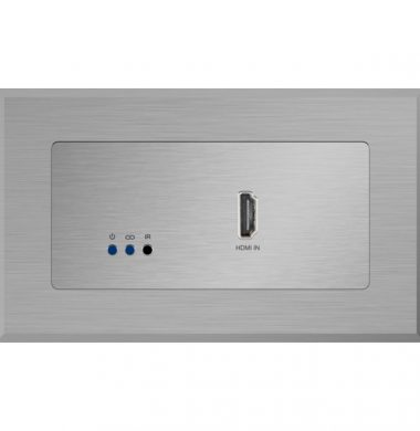 Blustream HEX11WP-TX HDMI Wall Plate HDBaseT™ Transmitter – HDMI, RS-232 and IR up to 7...