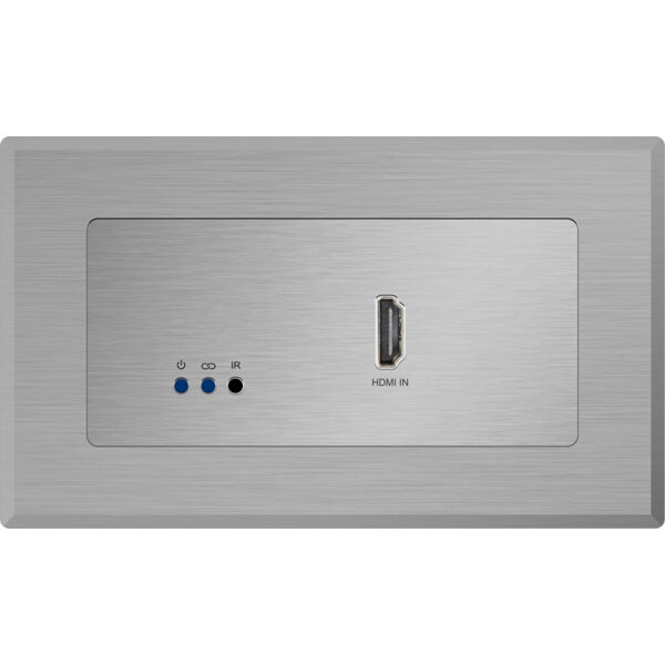 Blustream HEX11HWP-TX Wall Plate – Front