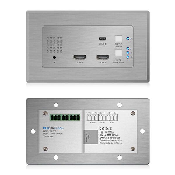 Blustream HEX31WP-TXWall Plate Transmitter