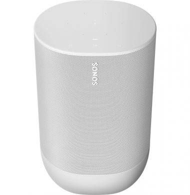 Sonos Move Portable Bluetooth Speaker – White