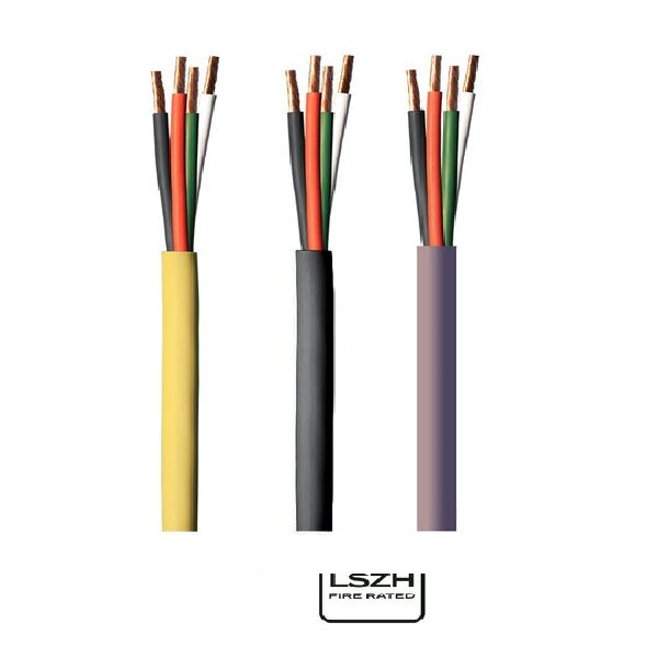 Kordz One 16 AWG 4 Core Install Speaker Cable