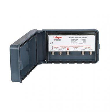 Labgear LMCS104 Combiner Splitter 4-Way