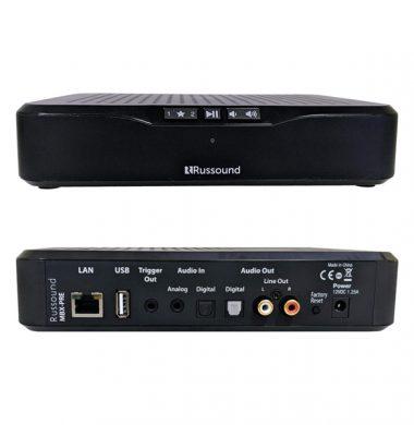 Russound MBX-PREi – Single Output High Resolution Network Streamer