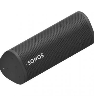 SONOS Roam Portable Smart Speaker – Black